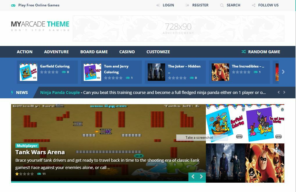 The Best Game Store Website Free Installation+ with one year cPanel Hosting