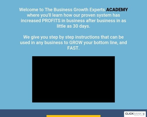 The Business Growth Exp...