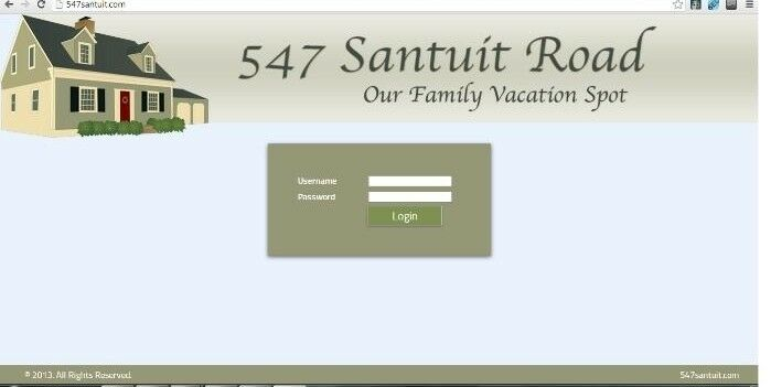 Unique Christmas Present: Personal Website For Share Vacation Homes