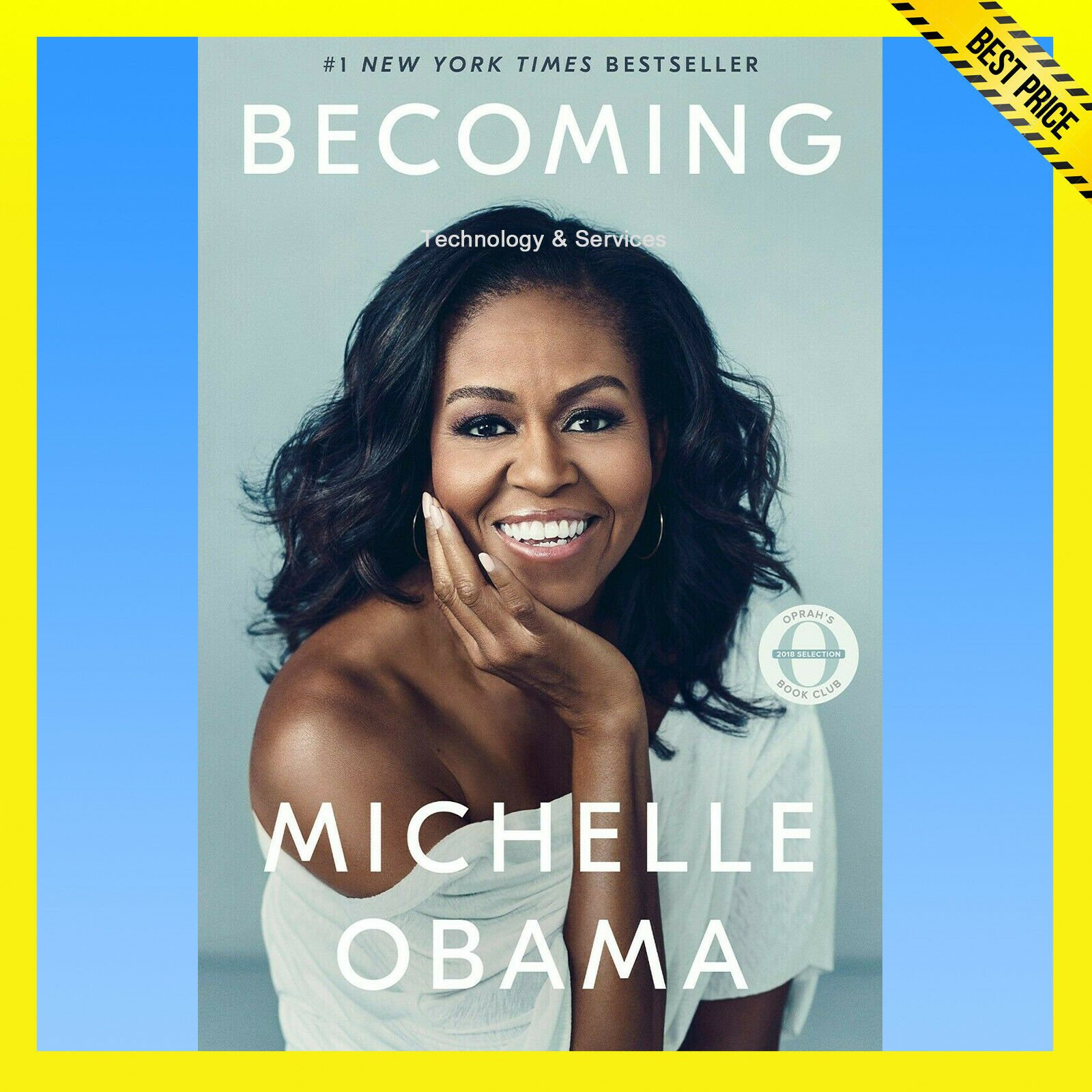 ✅ Becoming ✅ by Michelle Obama ✅ E-BOOK