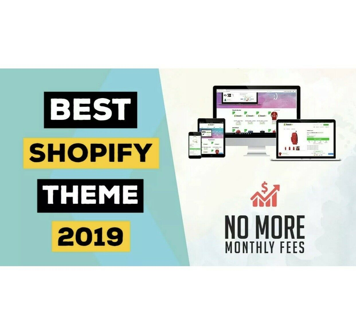 ✨✨10 Premium Shopify Themes ($2000 Value) for Unlimited Stores✨✨