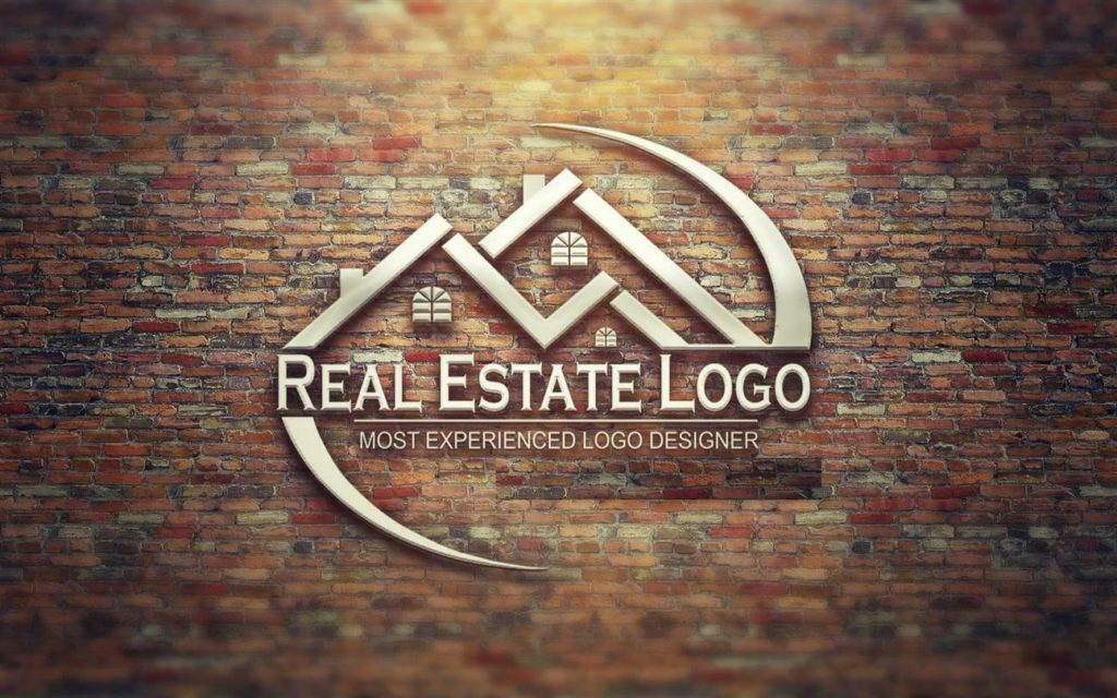 2 x Custom Real Estate Logo Designs [Gold Package]