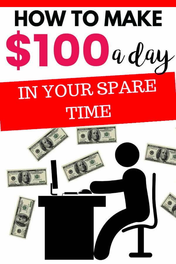 20 Ways To Make $100 Per Day Online PDF