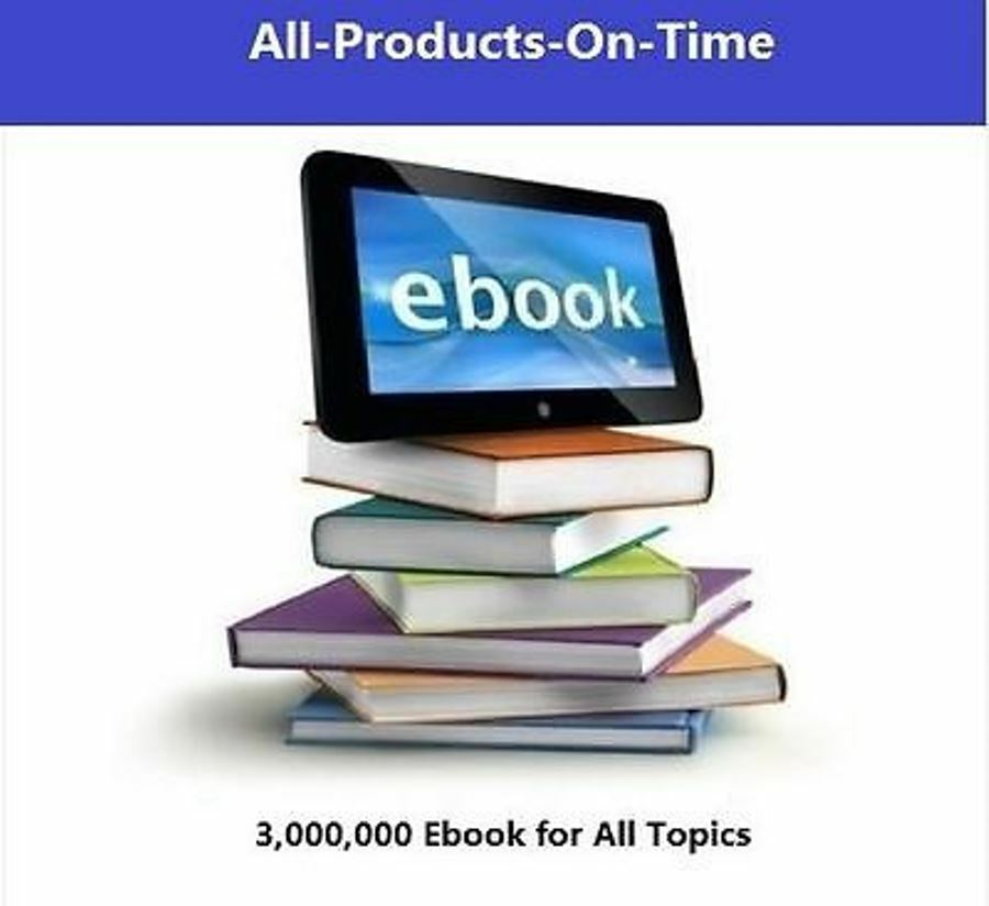 2019-E Books-MILLION-PLR-Collection-and-Articles-with-Master-Resell-Right-PDF