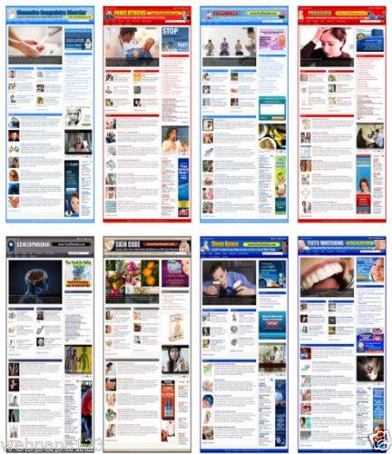 26 Wordpress Niche Blogs - Complete ReadyMade Websites - Make Money Online