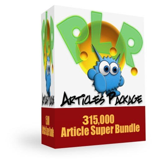 315,000 Website Articles - One Of The Largest Website Content Packages Available