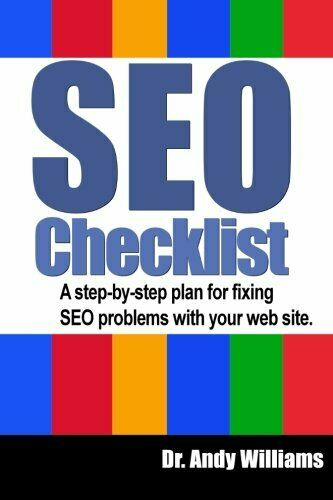 AN SEO CHECKLIST: A STEP-BY-STEP PLAN FOR FIXING SEO PROBLEMS By Andy Mint