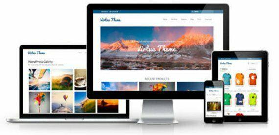 Affordable webdesign services Responsive Design Free Hosting