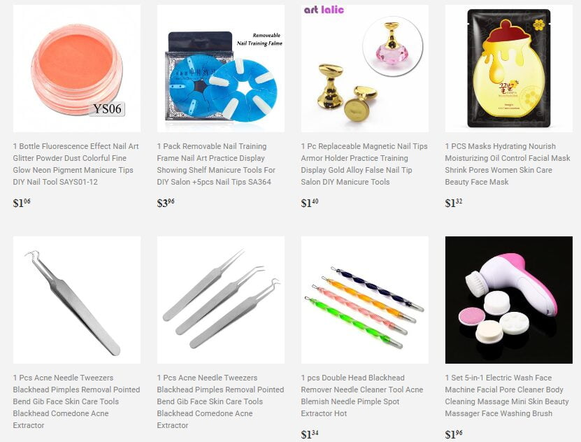 Aliexpress Shopify Dropshipping Beauty Store For Sale Established Business