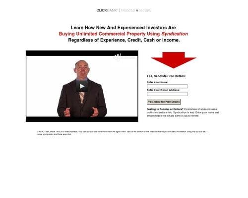Austin Davis Commercial Real Estate Investor Training