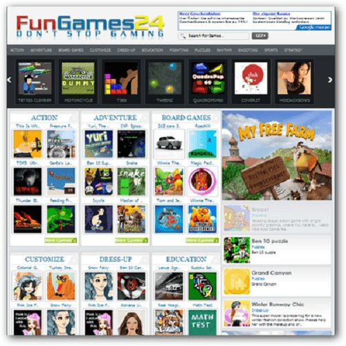Automated Wordpress Games Website  NEW GAMES everyday automatically