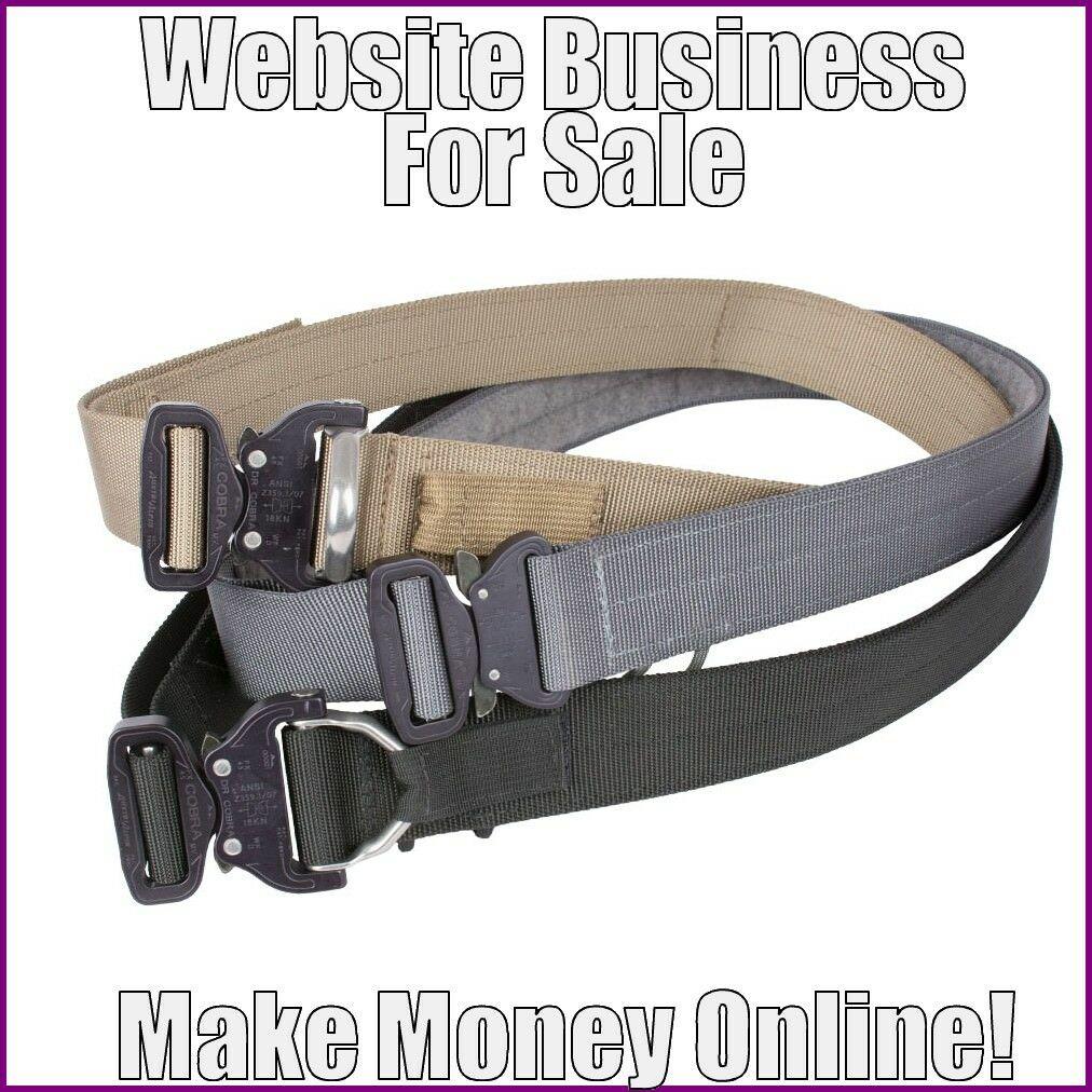 BELTS Website Business Earn $31.44 A SALE|FREE Domain|FREE Hosting|FREE Traffic