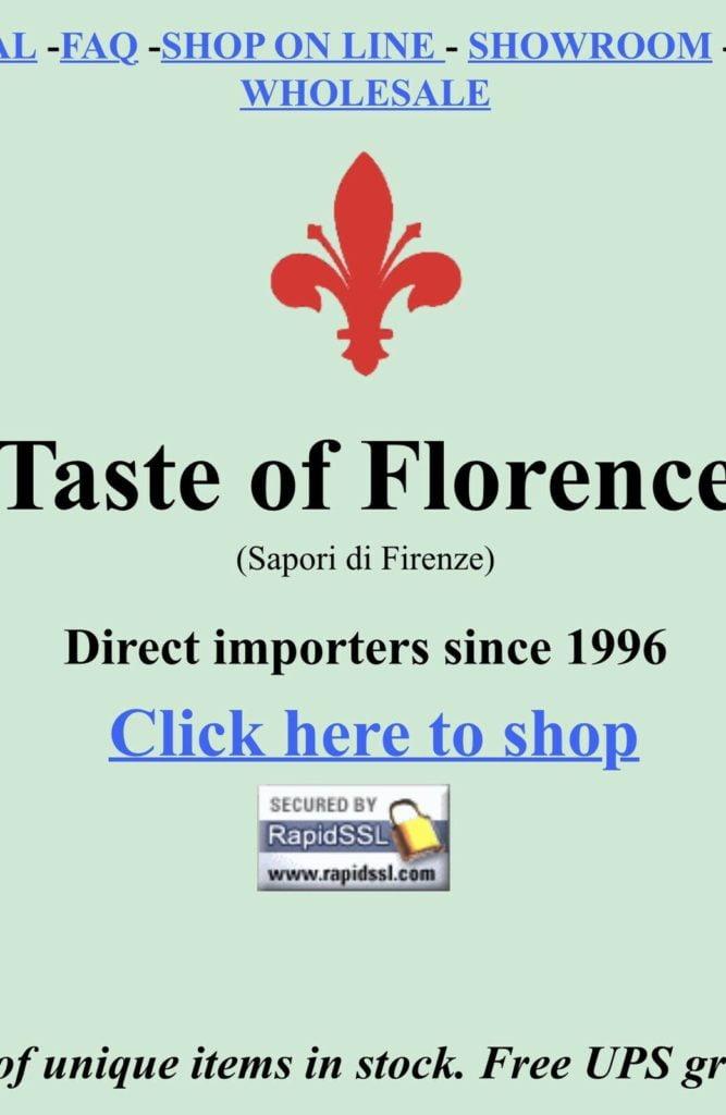 Business For Sale Italian Ceramics. Price Drop!