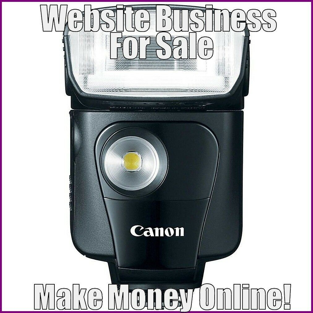 CAMERA FLASHES Website Earn $340.00 A SALE|FREE Domain|FREE Hosting|FREE Traffic