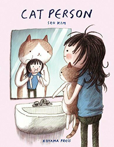 CAT PERSON By Seo Kim **Mint Condition**