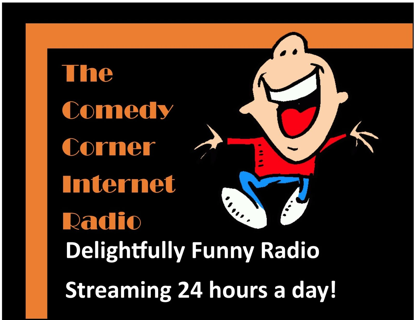 Comedy Corner CD MP3 Downloads affiliated Internet Radio Station runs auto 24/7