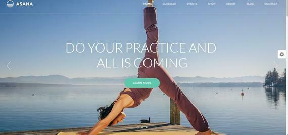 Custom Gym | Fitness Club | Health Spa | Website Web Design Service