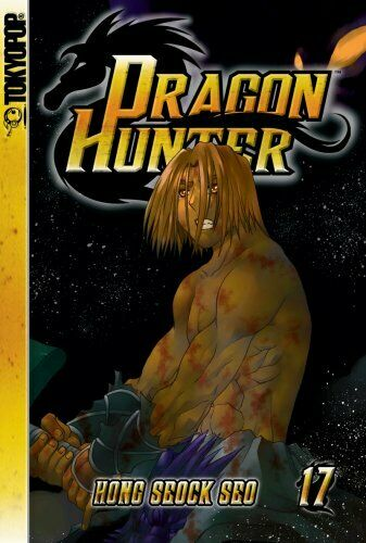DRAGON HUNTER VOLUME 17 By Hong Seock Seo **Mint Condition**