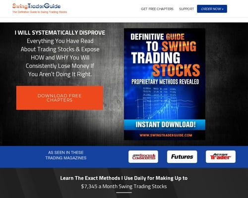 Definitive Guide To Swing Trading Stocks - Top Converter!