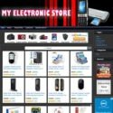 ELECTRONIC STORE - Established Affiliate Website For Sale FREE Domain