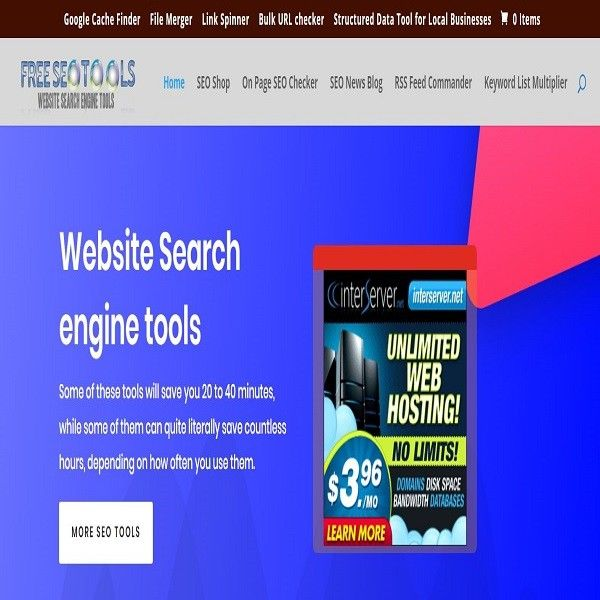 FREE SEO Tools -wordpress website -woocommerce /adsense