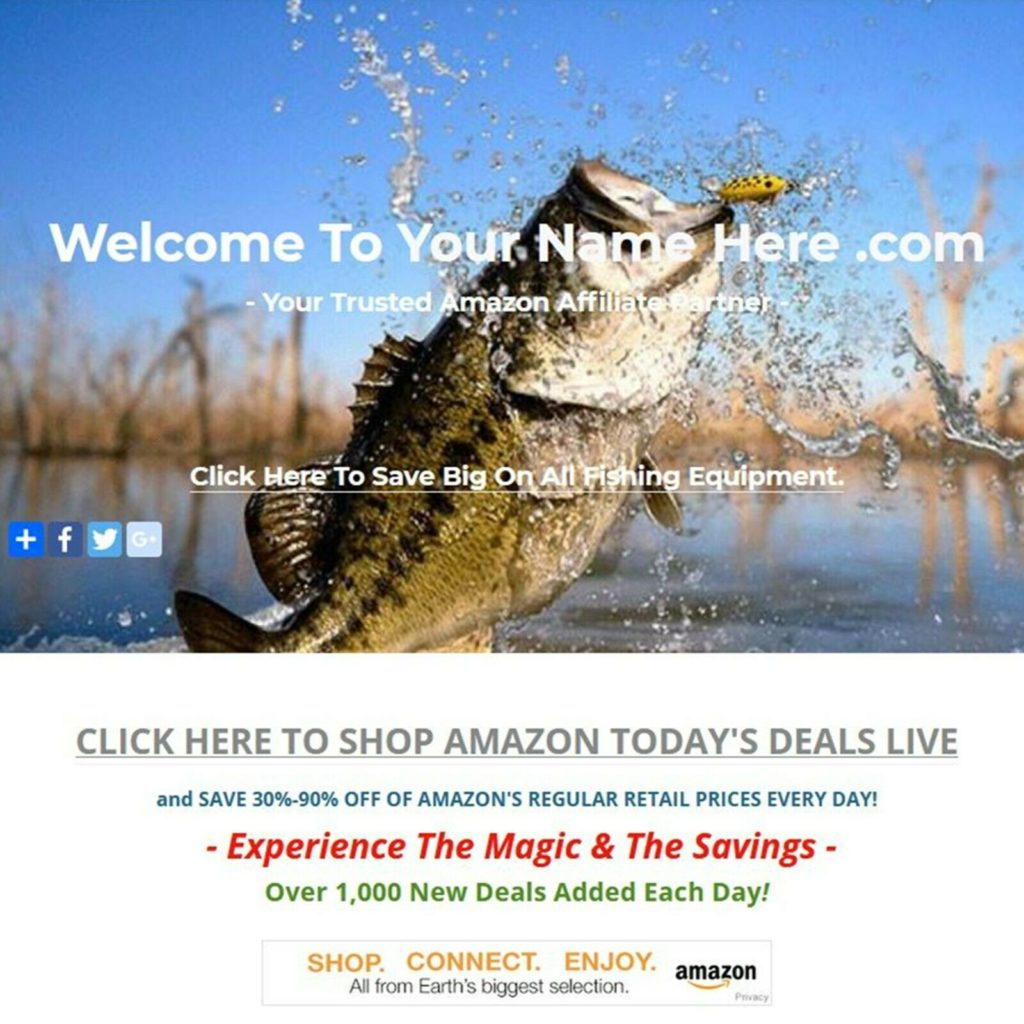 Fishing Website Business For Sale - Over 200 Million Items To Make You Money! A+