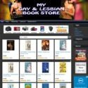 GAY & LESBIAN BOOK STORE - Turnkey Online Business Website For Sale Free Domain!