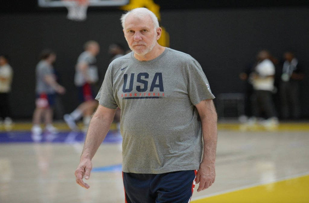 Gregg Popovich defends Team USA after rough World Cup