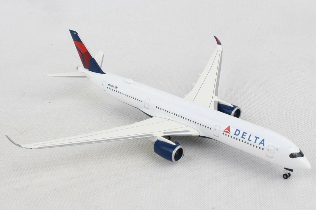 HERPA DELTA A350-900 1/500