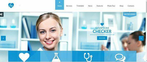 Healing | Therapeutic | Alternative Medicine | Website Web Design Services