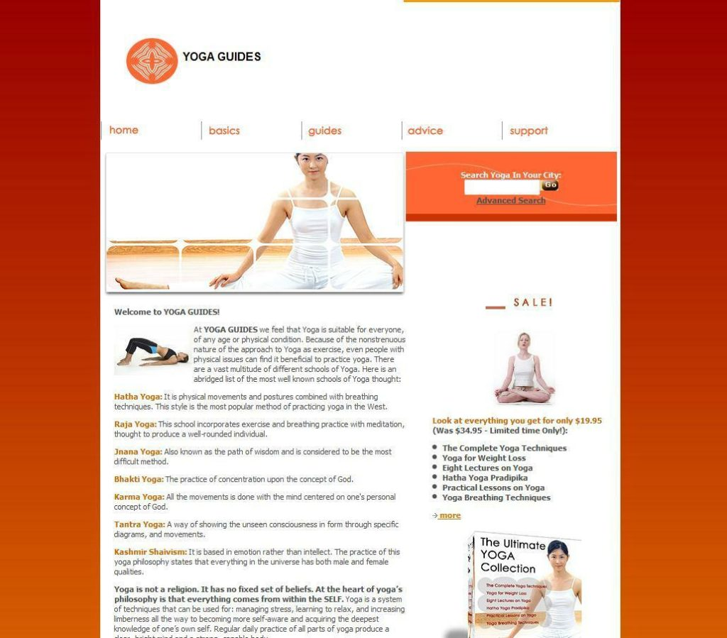 Healthy Living Mantra Meditation and Yoga Website for Sale. Adsense Earmings.