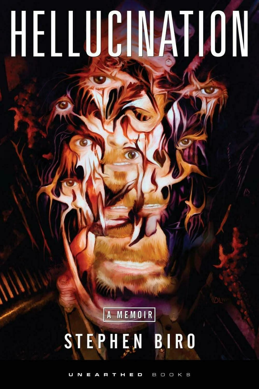 Hellucination [Mass Market Paperback] by Stephen Biro (English) Paperback Book F