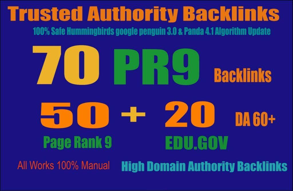 High Quality SEO Permanent Links Increase Google Ranking
