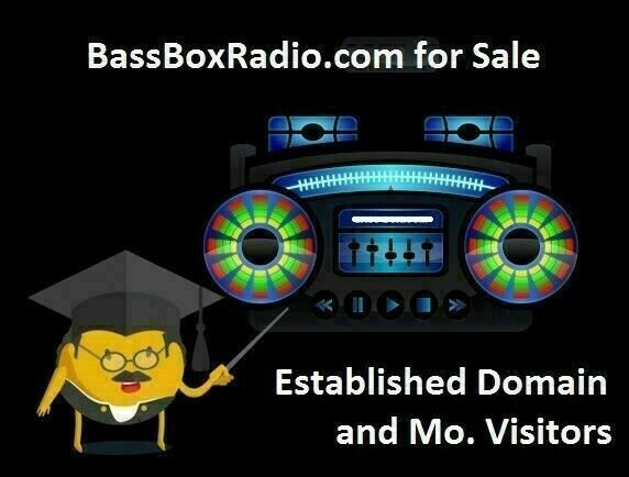Internet Radio Station Domain and Website option for Hip Hop, Rock, Jazz, or ???
