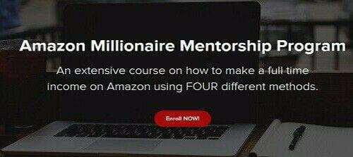 Jordan Kilburn - Amazon Millionaire Mentorship Program$697Value