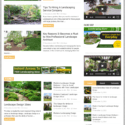 LANDSCAPING WORDPRESS NICHE BLOG WEBSITE WITH FREE INSTALLATION AND SETUP