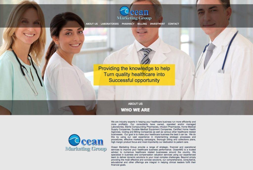 Medical Web Design, Pharmacy Website Design