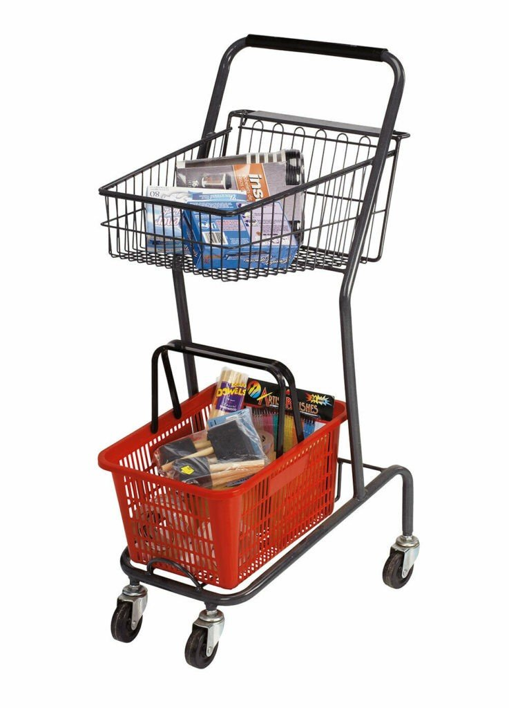 Mini Shopping Cart
