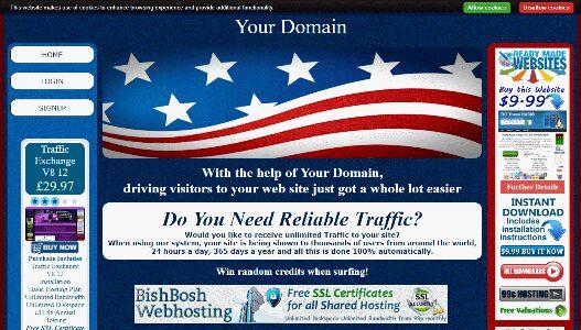 Multi Level V8 Membership Site Sell Advertising PPC PPI Free Installation