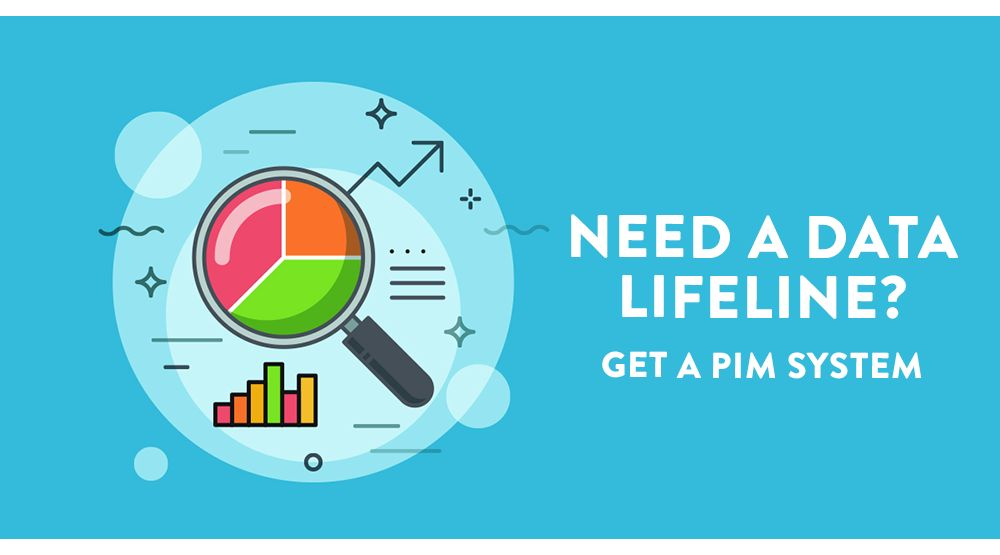 Need a Data Lifeline? Get a PIM System