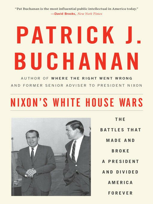 Nixon's White House Wars The Battles That Made and Broke a President  AUDIO BOOK