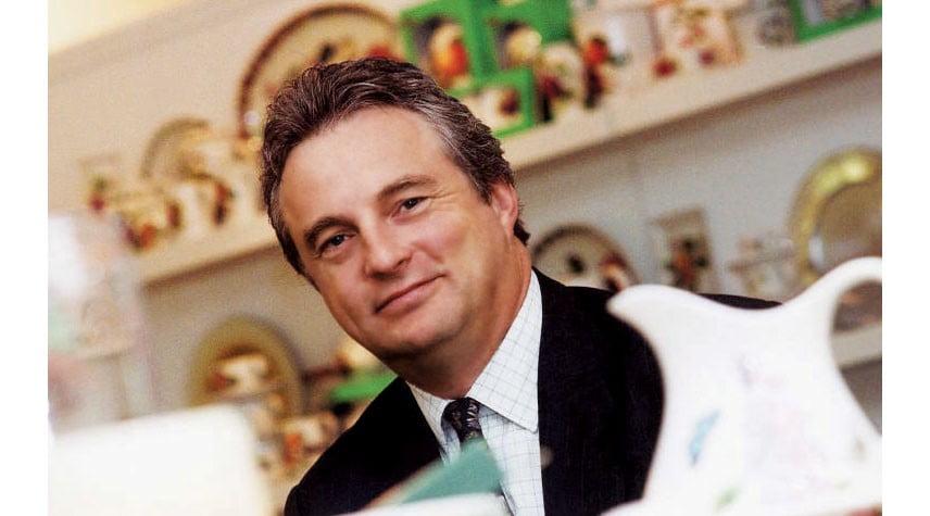 Portmeirion USA Chief Lawrence Bryan Retires