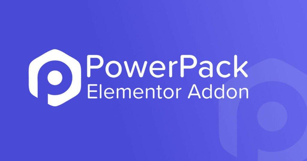 PowerPack for Elementor ⭐ Addons and Widgets ⭐ Plugin Wordpress ⭐ ULTIMATE