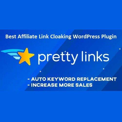 Pretty Links Pro ⭐ Best Affiliate Link ⭐ Plugin Wordpress ⭐ Lastest Version