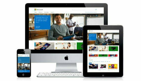 Professional website designs that increase sales