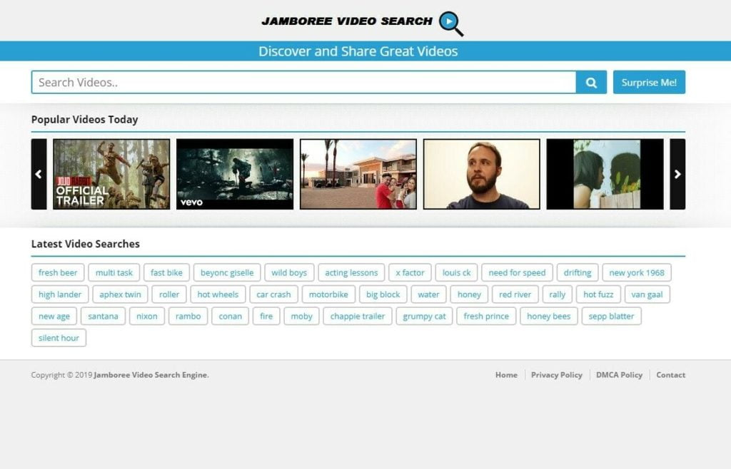 REAL Established Website for Sale, Video Search Engine, Runs on Autopilot Cool