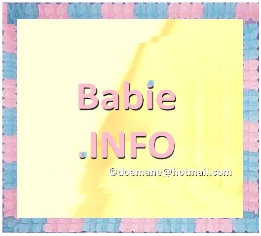 "Rare ""BABIE"" domain with classic .INFO extension"