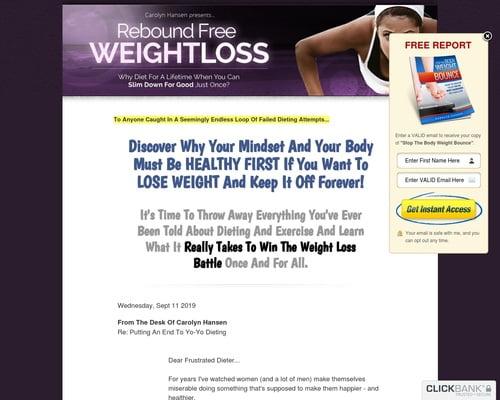 Rebound Free Weight Loss: Strategies To Break The Cycle Of Yo-Yo Dieting