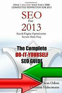 SEO For 2013 : Search Engine Optimization Made Easy-ExLibrary