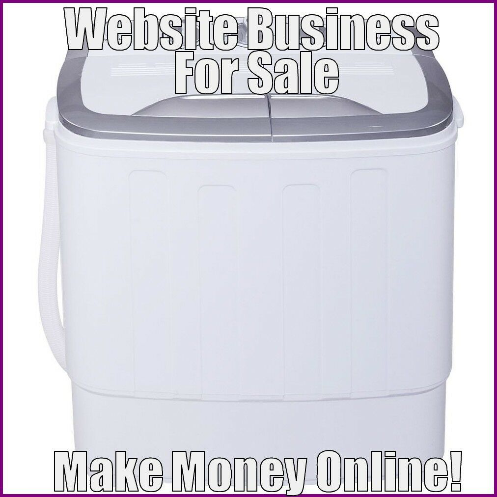 SPIN DRYERS Website Earn $84.44 A SALE|FREE Domain|FREE Hosting|FREE Traffic
